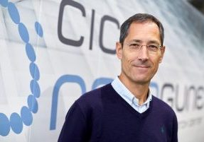 Jose María Pitarke, director general de CIC Nanogune.