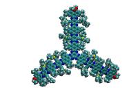 Nanografeno hauek, orain arte lortutako handienak dira, euren doitasun atomikoa mantenduz.