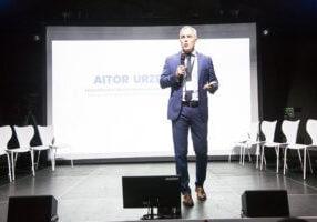 Aitor Urzelai, director de Emprendimiento, Innovación y Sociedad de la Información del Gobierno vasco.