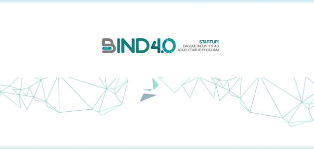 BIND 4.0, la Aceleradora StartUP! Basque Industry 4.0
