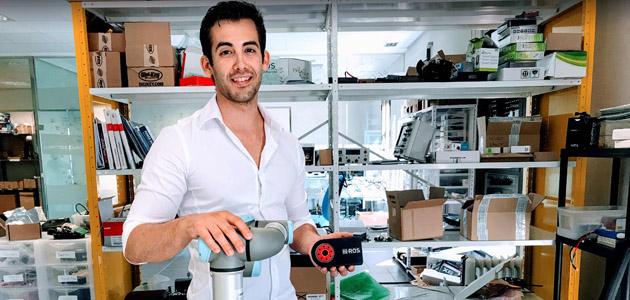 Víctor Mayoral ERLE Robotics