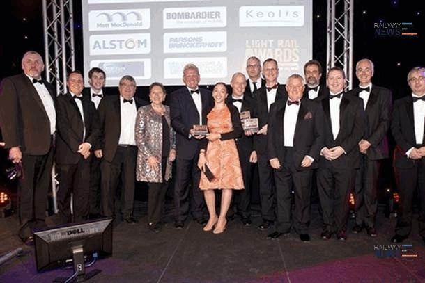 CAF premio en Londres